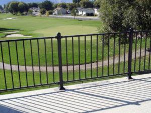 Duradek railing and balcony systems