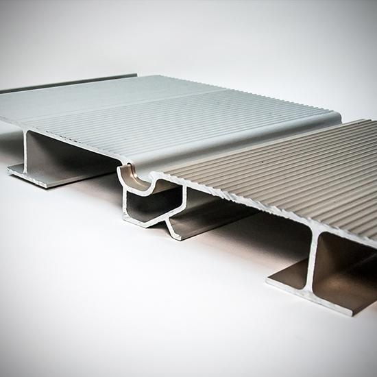aluminum decking - Dekmax